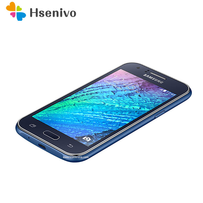 Samsung Galaxy J1 J120 cell phone Android 4GB ROM Wifi GPS Quad Core 4.3″ touch screen mobile phone