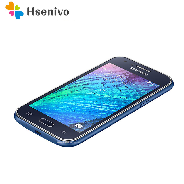 """Samsung Galaxy J1 J120 cell phone Android 4GB ROM Wifi GPS Quad Core 4.3"""" touch screen mobile phone"""
