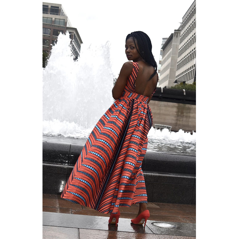 @Nashaly african dress 10