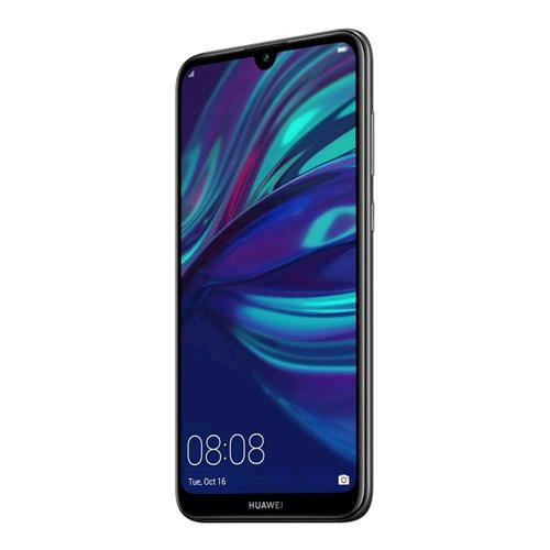 """HUAWEI Y7 2019 DUAL SIM 6.26"""" OCTA CORE 32GB RAM 3GB 4G LTE TIM MIDNIGHT BLACK"""