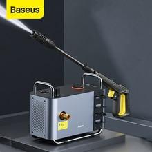 Baseus 1300W High Pressure Car Washer Automatic Start Stop Intelligent Adjust Pressure Household Water Pump Car Washing Machine