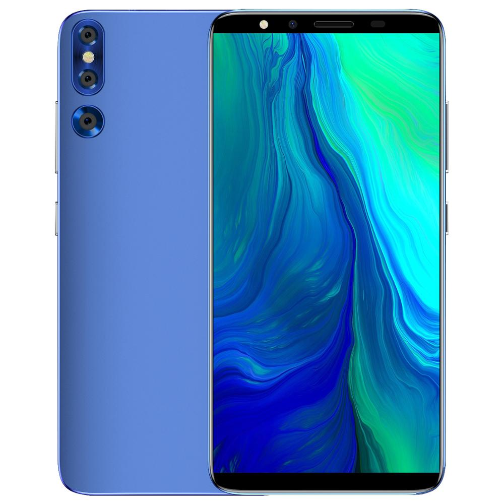 Originele Cectdigi P20 Plus Smart Telefoon Android Os 4.4 512 Mb Ram + 4 Gb Rom Dual Core 854*480 5.72 Inch Multi-language Moblie Telefoon