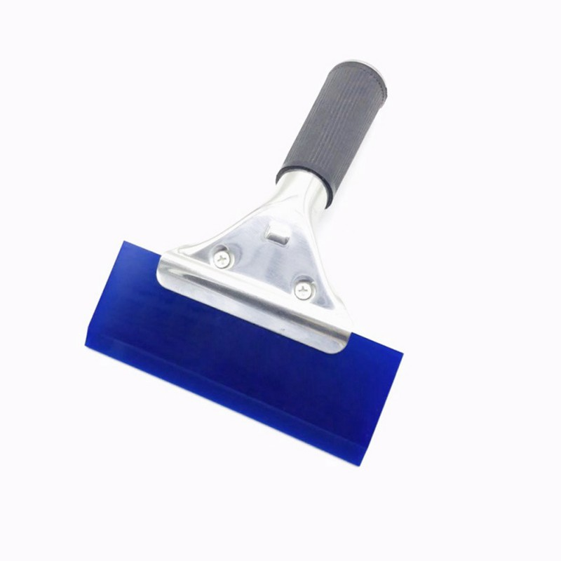 Blade Squeegee Glue-Remover Window-Tints-Tool Scraper Car-Accessories for Sticker Auto-Rubber title=