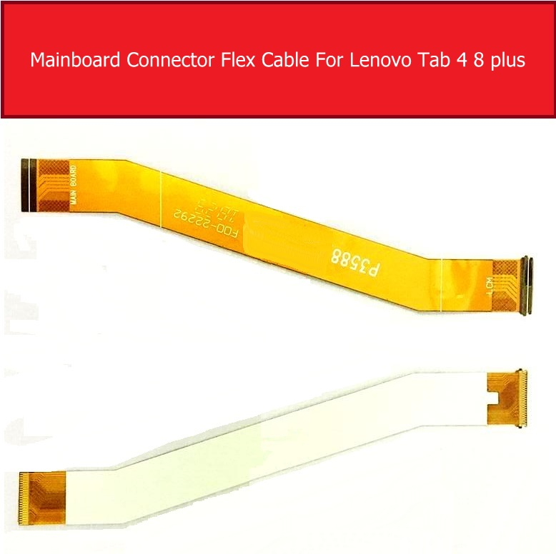 Mainboard Connector Flex Cable For Lenovo Tab 4 8 Plus TB-8504X TB-8504 TB-8504P Motherboard Flex Ribbon Replacement Repair