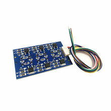 2.7V/16V LTO 6S Balance Board Equalization Circuit  Lithium Titanate Battery/Super Farad Capacitor Protection Board 16v 16 6f farad capacitor ultracapacitor engine battery starter booster car super capacitor with protection board