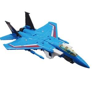 Image 3 - โหมดเครื่องบินเที่ยวบินทีม Transformation G1 Storm Flighter Deformation Action FIGURE ของเล่น