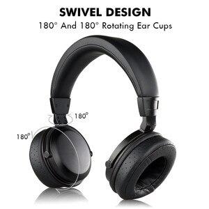 Image 2 - B7S HIFI Headphones 50mm Dynamic Stereo Hi Fi Earphone Monitor DJ Studio Audio Headphone Rotatable Noise Cancelling Auriculares