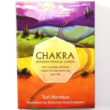 Chakra Wisdom Oracle Cards The Complete Spiritual Toolkit For Transforming Your Life Cards Game