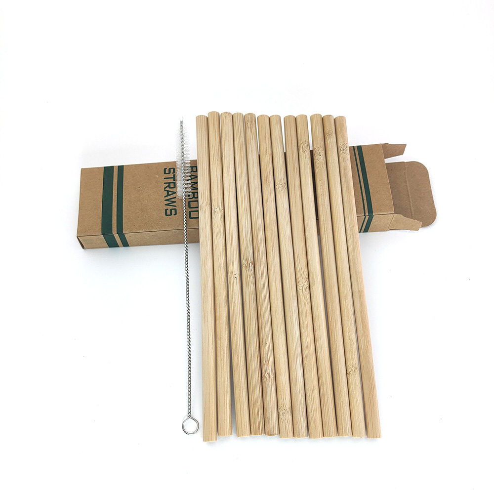 12pcs / Set Reusable Organic Straw Kitchen Tool Kitchen cb5feb1b7314637725a2e7: 74-1