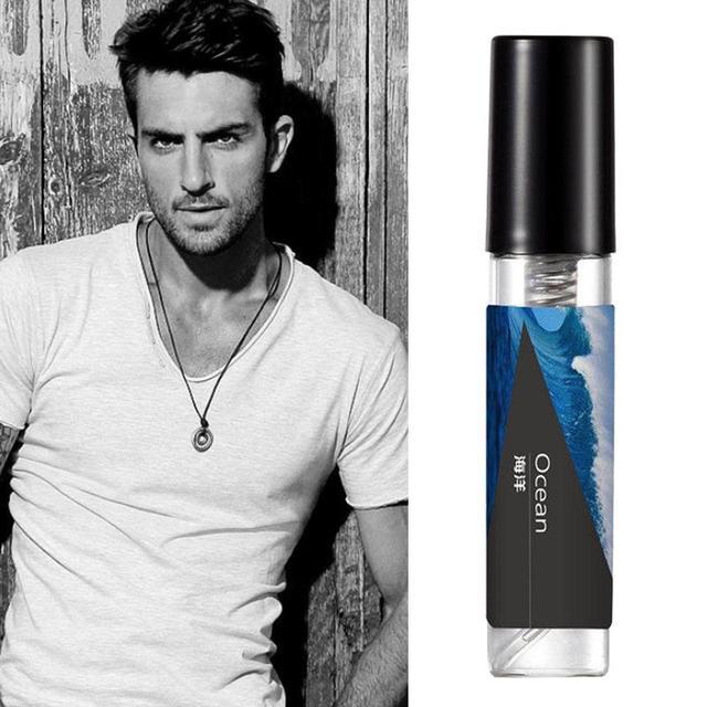 3ML Pheromone Perfumed Aphrodisiac for Men Body Spray Flirt Perfumed Attract Lady Scented Water for Lubricants Body deodorizatio
