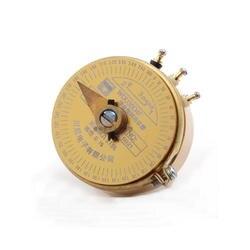 Potenciómetro giratorio de WDD35D4-F 1K 2K 5K 10K 0.1% sensor de ángulo de linealidad con puntero