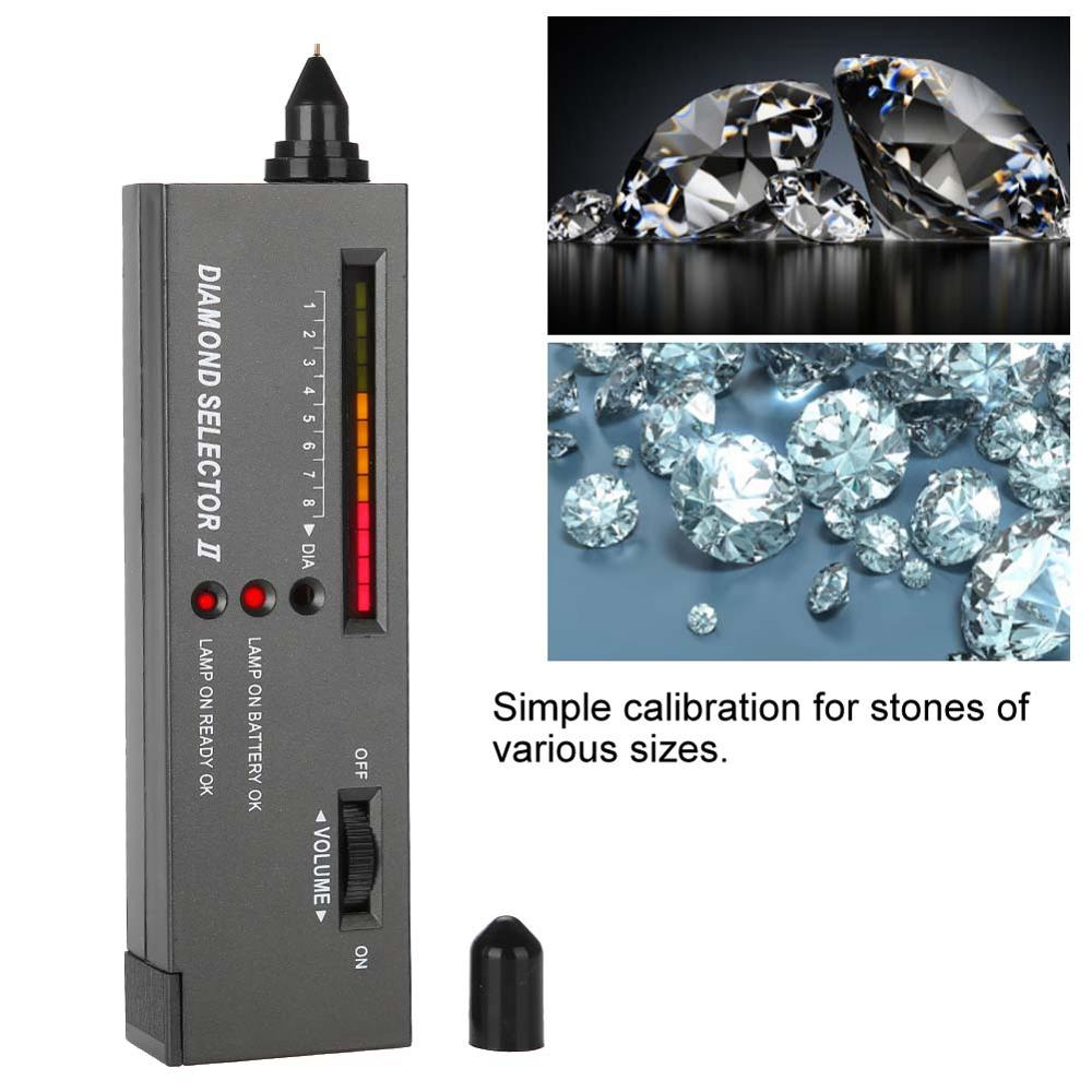 1pc Professional High Accuracy Diamond Tester Gemstone Gem S…