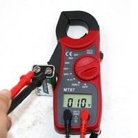 Digitale Clamp Multimeter AC/DC Strom Spannung Transistor Tester Power Meter Clamp Meter Test Strom Klemme|Clamp Meter|Werkzeug -