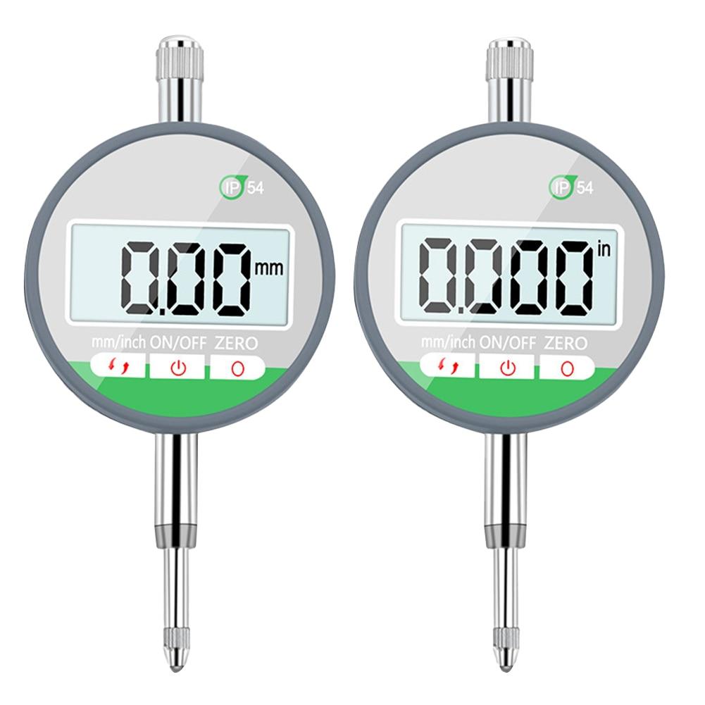 discagem digital sonda 0-12.7mm indicadores de medição