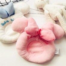 Infant Stereotype Pillow Cartoon Minnie Pooh Comfortable Multi-Function Soft Velvet Baby Newborn