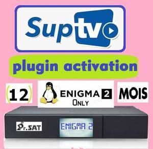 Octagon-Receiver Activation Linux-Box Enigma2 Suptv Supcam Zgemma Vu  App No for And