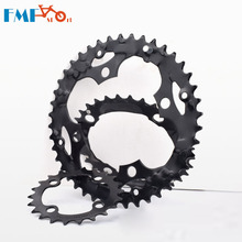 цены Bicycle Chain Wheel Tooth 22T 32T 42T Road Bike Crank Crankset Disc Slice Fixed Gear Parts Chainwheel MTB Chainring Sprockets