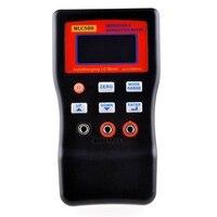 Mlc500 500 khz display digital de alta precisão automática gama indutância e capacitância tester|Medidores de capacitância| |  -