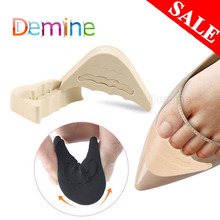 Shoe-Inserts Relief-Protector Toe-Plug-Cushion Front-Filler Anti-Pain Half-Forefoot High-Heel