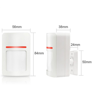 Image 5 - Smart Home Wifi อินฟราเรด Motion Sensor เครื่องตรวจจับ PIR ไร้สาย Pir ระบบสนับสนุน APP TUYA ความปลอดภัย Anti theft