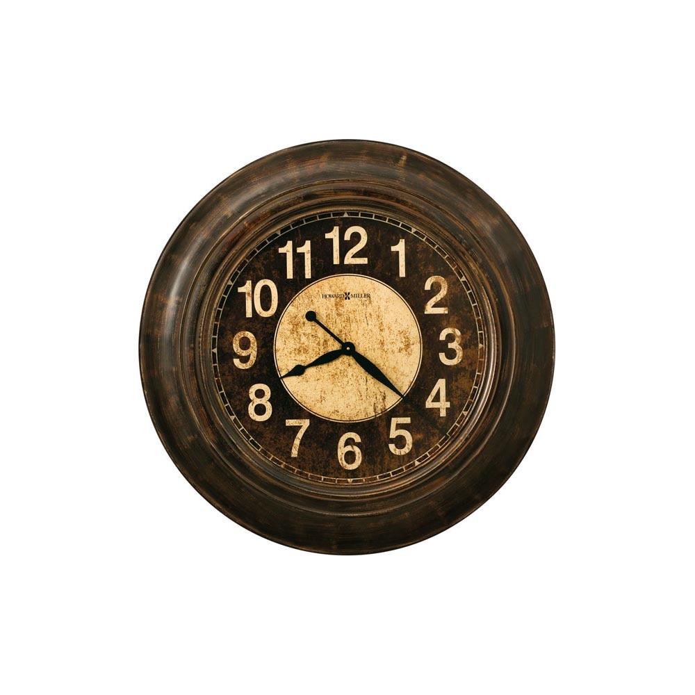 Quartz Wall Clocks Howard Miller 625-545 Decorative Wall Clock Large Wall Clock
