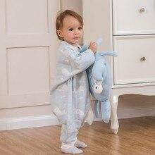 Baby Pajamas Sleepwear Girls Toddler Cotton Cartoon for Gauze-Fiber Infant-Items Mixed
