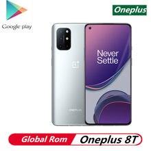 DHL hızlı teslimat Oneplus 8T 5G cep telefonu 6.55