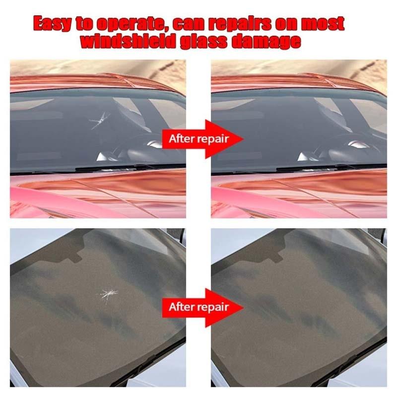 Outil De Restauration De Fissure De Rayure De Verre De Pare Brise De Voiture Pour Ford Focus 2 1 Fiesta Mondeo 4 3 Transit Fusion Ranger Mustang Ka S Max Aliexpress