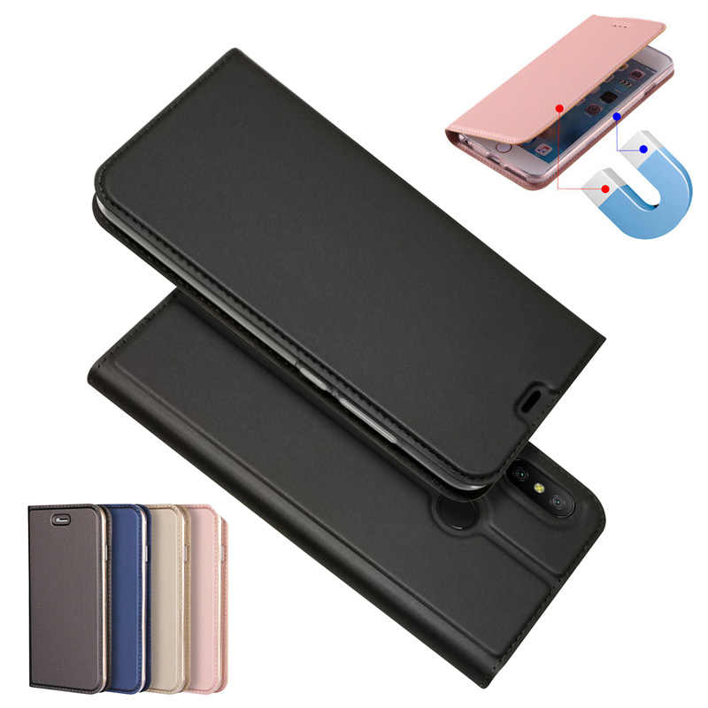 Magnetic absorption Leather Flip Case Cases Cover For Redmi NOTE 8 7 5A Note 4X 4 5 Plus 5 Pro 5A 6 6A S2 6 Pro 6 7 7A K20