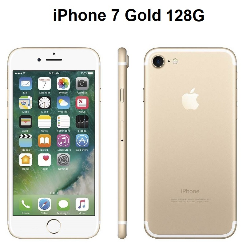 iPhone7 Gold 128G