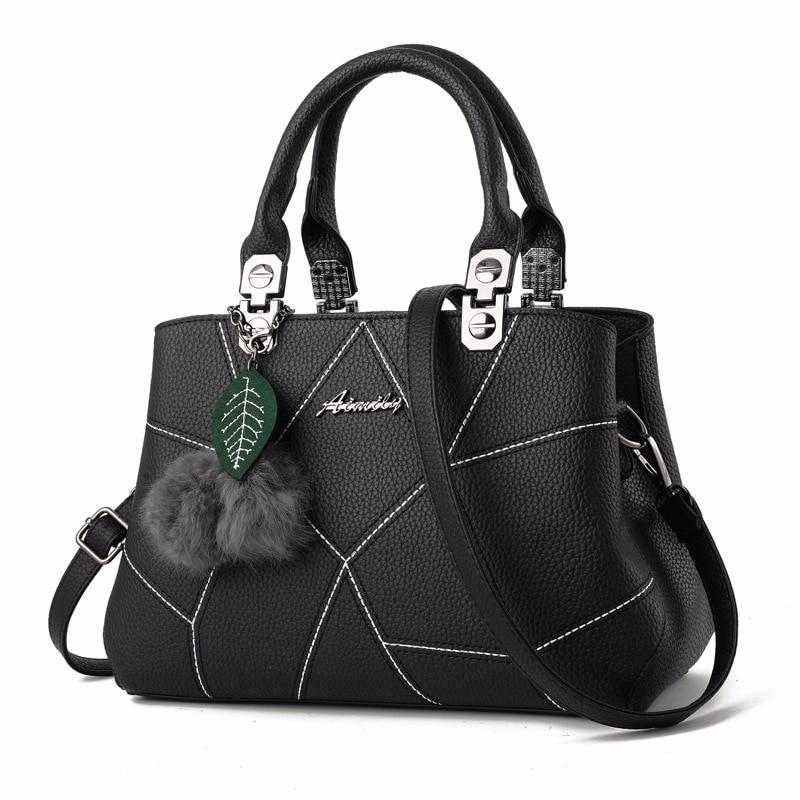 2019 New Style Pu Leather Luxury Handbags Crossbody Ladies Hand Shoulder Bags Female For Women Bolsas Feminina Bag Michael