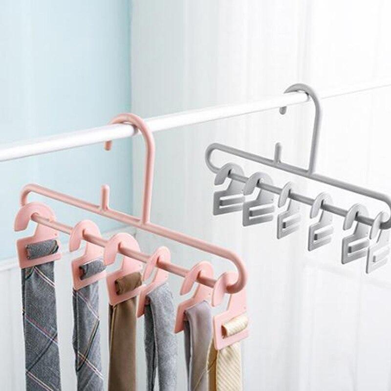 Многофункциональные стойки для пояса, органайзер, съемные галстуки, вешалка, держатель для шкафа, организации гардероба, отделочная