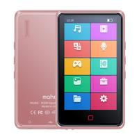 Newest Fashion Radio Video Player Portable Full Touch Screen Bluetooth MP5 Player Ultra thin FM Radio Video Player For Student