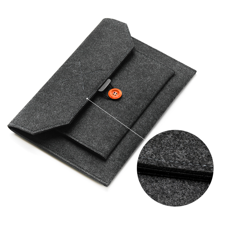 2019 Hot Felt Sleeve Laptop Bag 15.6 14.1 Case for Macbook Air 13 Pro 11 12 New 15 Touch Bar for Xiaomi Mi Notebook 13.3 Cover(China)