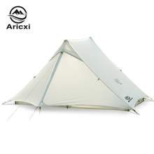 Rodless-Tent Camping-Tent Silnylon Outdoor Ultralight Light-2 Aricxi 2-Person Professional