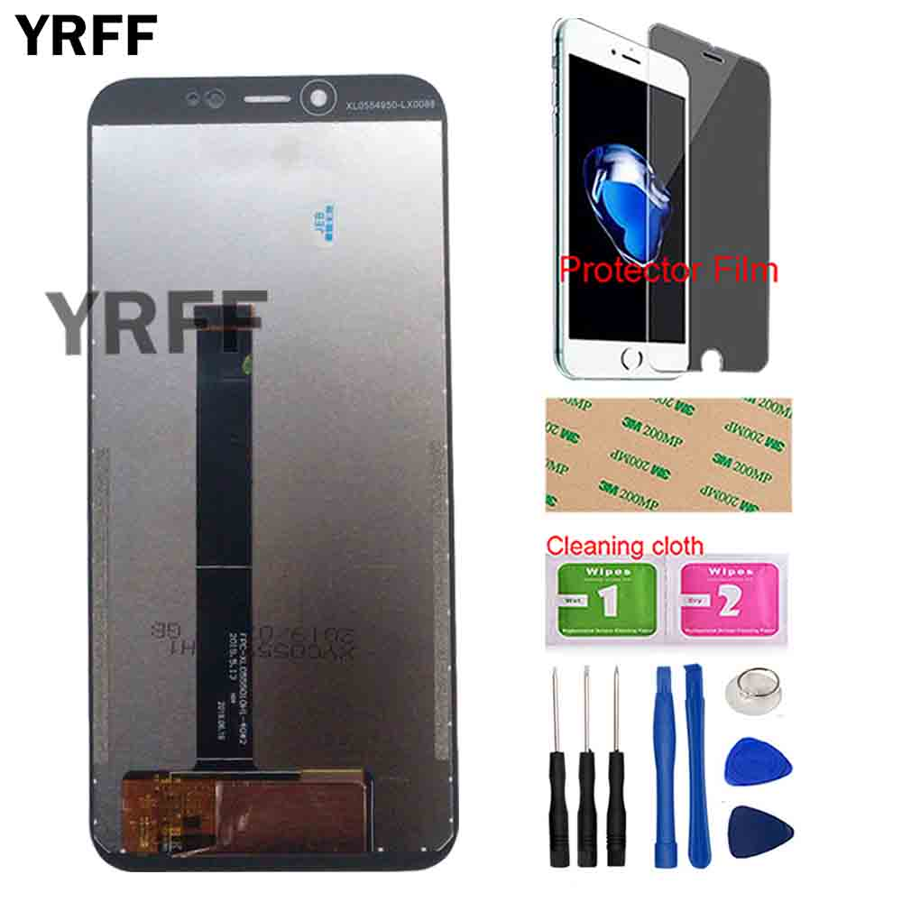 Image 3 - 5.5 Mobile LCD Display Touch Screen For UMI Umidigi A3 LCD  Display Touch Screen Digitizer Assembly For UMI UMIDIGI A3 ToolsMobile  Phone LCD Screens