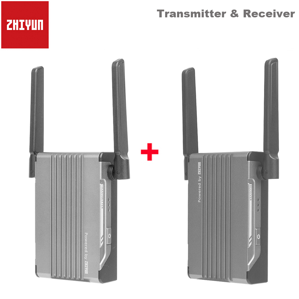 Zhiyun TransMount Image Transmission Transmitter Receiver Wireless 1080P HD For Crane 3S Weebill S Gimbal Stablizer & Cameras