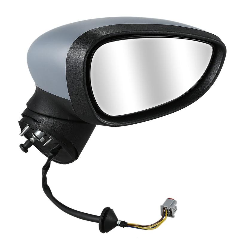 FIESTA MK8 2008-2012 ELECTRIC DOOR //WING MIRROR PRIMED RH RIGHT O//S DRIVER SIDE