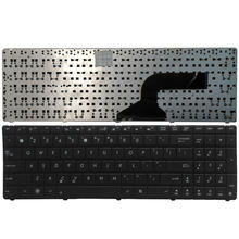 New US Laptop Keyboard For ASUS K53 K53SV K53E K53SC K53SD K53SJ K53SK K53SM X52 Keyboard Bahasa Inggris Hitam(China)