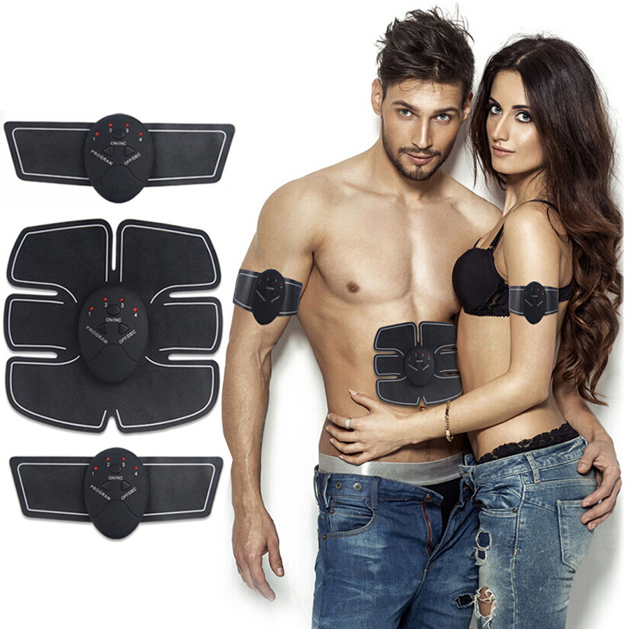 EMS Electric Muscle Stimulator Smart Hip Trainer Fitness Butt Training Buttock Body Slimming Massager Weight Loss Unisex ABS