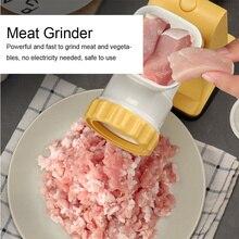 Многофункциональная ручная мясорубка ручной наполнитель колбаса соус машина PAK55