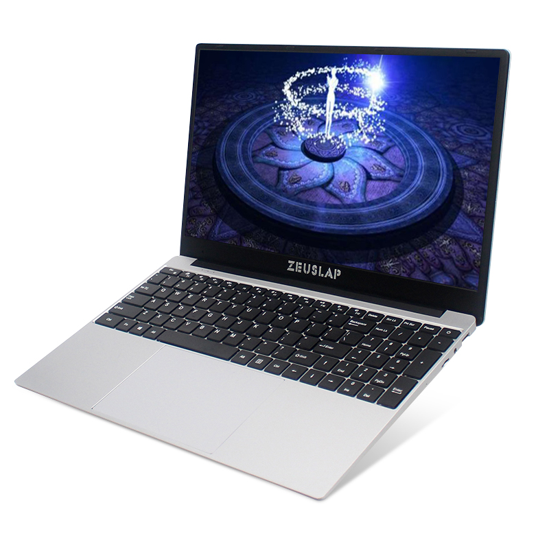 ZEUSLAP Laptops 15.6 Inch CPU Intel I7-4650u Gaming With 8G RAM 1000GB SSD 1920X1080P Ultrabook Win10 Notebook Computer