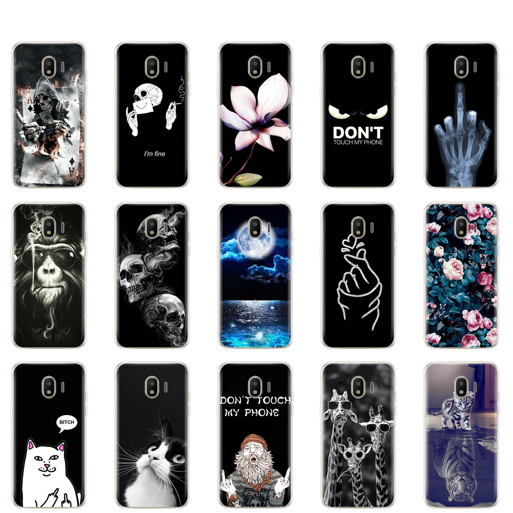 For <font><b>samsung</b></font> <font><b>J2</b></font> <font><b>2018</b></font> Case Silicon Fashion Soft TPU Back Phone Case Cover for <font><b>Samsung</b></font> <font><b>Galaxy</b></font> <font><b>j2</b></font> <font><b>2018</b></font> <font><b>SM</b></font>-<font><b>J250F</b></font> New design Coque image