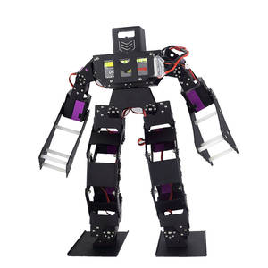 Stem Robot Programmable High-Tech-Toys DIY Finished-Product Boxing Gift Competition Modiker