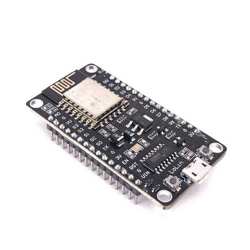 5 шт. Новый беспроводной модуль CH340 NodeMcu V3 Lua WIFI Интернет вещей макетная плата на основе ESP8266
