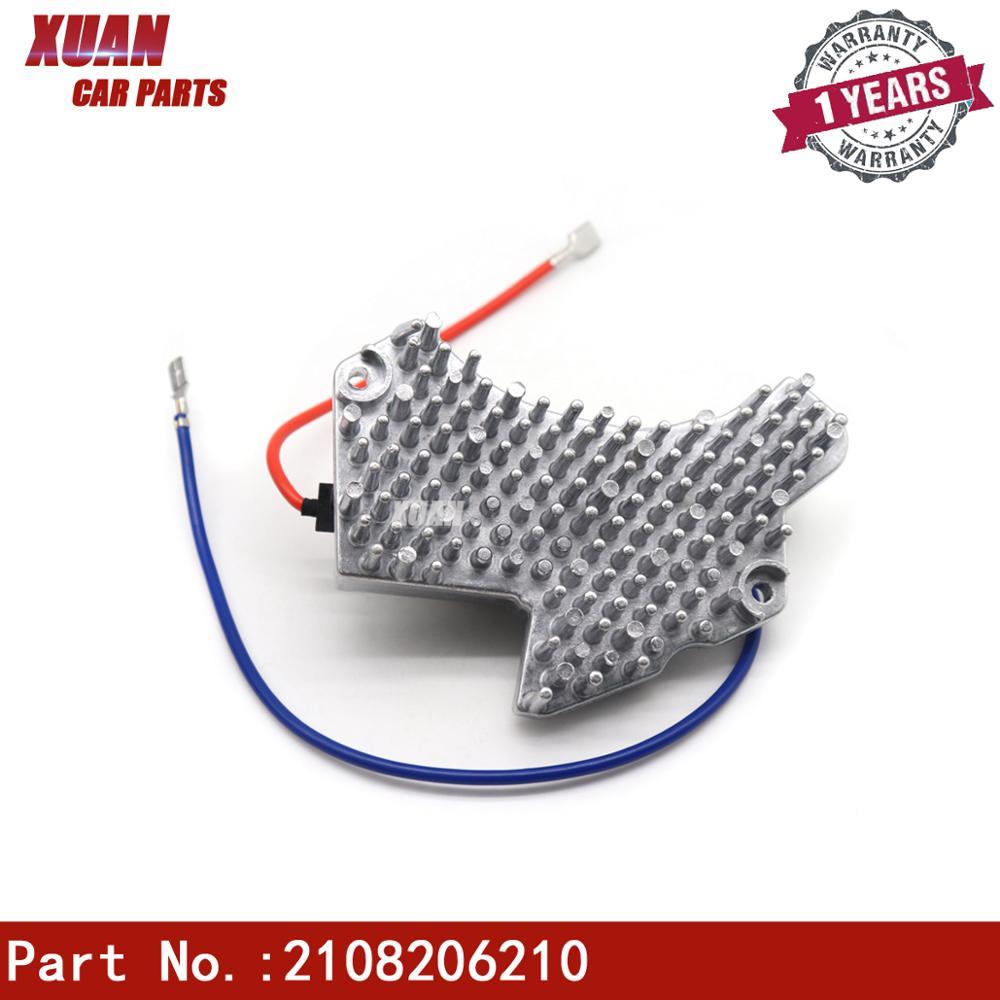 Blower Motor Resistor Regulator for Mercedes Benz W202 W210 2028207310