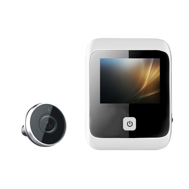 Hot Digital Door Viewer LCD Security Camera Hidden Monitor Home Security Peephole Door Viewer