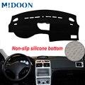 MIDOON крышка приборной панели автомобиля Dashmat ковер приборной панели для Peugeot 3008 I 2008 2009 2010 2011 2012 2013 2014 2015 2016