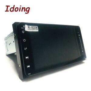 """Image 4 - Idoing 7 """"1 Din Android 9.0 Radio samochodowe odtwarzacz multimedialny gps dla Toyota uniwersalny ekran IPS 4G Ram 64G Rom octa core Navigation"""
