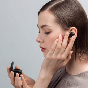 Image 3 - Xiaomi Redmi AirDots S Low Lag Mode Left=Right TWS Bluetooth Earphone Headset BT5 True Wireless Stereo Auto Link